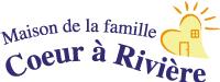 Maison de la famille Coeur à rivière Logo